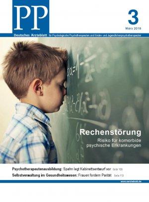 Deutsches Ärzteblatt PP 3/2019
