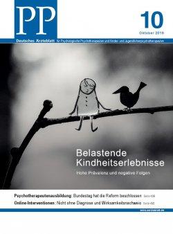 Deutsches Ärzteblatt PP 10/2019