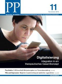 Deutsches Ärzteblatt PP 11/2019