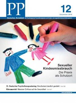 Deutsches Ärzteblatt PP 12/2019