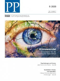 Deutsches Ärzteblatt PP 5/2020