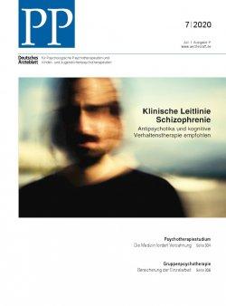 Deutsches Ärzteblatt PP 7/2020