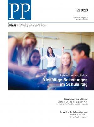 Deutsches Ärzteblatt PP 2/2020