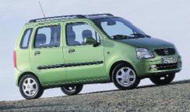 """Ein Stadtauto mit überzeugenden """"inneren"""" Werten: Der Agil ist wendig, bequem, geräumig und bietet eine gute Übersicht."""