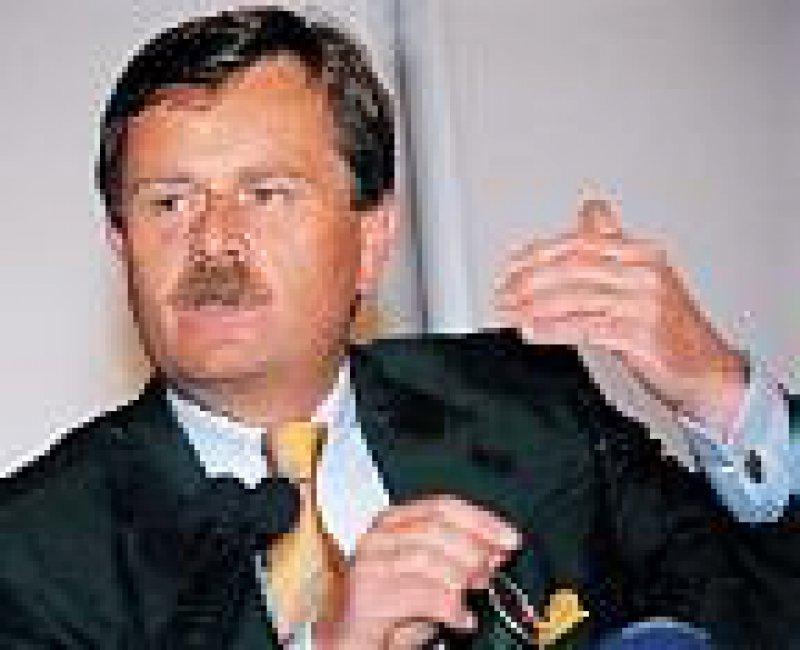 Frank Ulrich Montgomery ist seit 1989 MB-Vorsitzender. Foto: Bernhard Eifrig