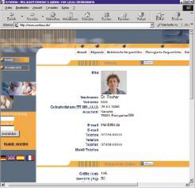 """""""avetana""""-Musterakte – Beispiel für eine elektronische Gesundheitsakte"""