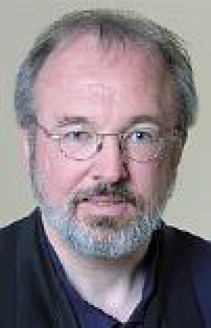 Rudolf Henke. Foto: Till Erdmenger/ÄkNo.