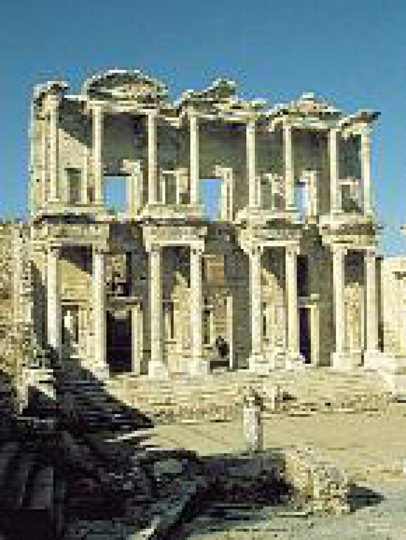Die antike Stadt Ephesus. Foto: Studiosus Gruppenreisen GmbH