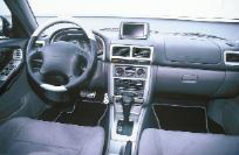 """Edles Design: Der Subaru Forester Style will vor allem auf """"normalen"""" Straßen glänzen. Das Auto wird nur in einer limitierten Auflage angeboten – und bietet viel Komfort. Werkfotos"""