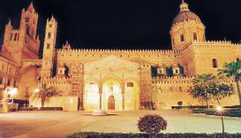Palermo: die Kathedrale. Fotos: Uwe Junker