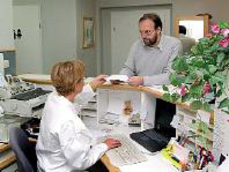 Mehr Transparenz bei der Abrechnung soll die Patientenquittung schaffen. Foto: BilderBox