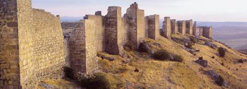 Maurische Festung Gormaz. Fotos: Patronato Provincial de Turismo