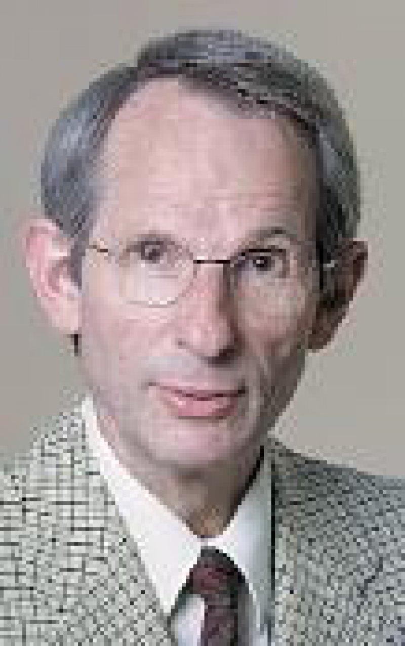 Prof. Dr. med. Jörg-Dietrich Hoppe. Foto: ÄKNo
