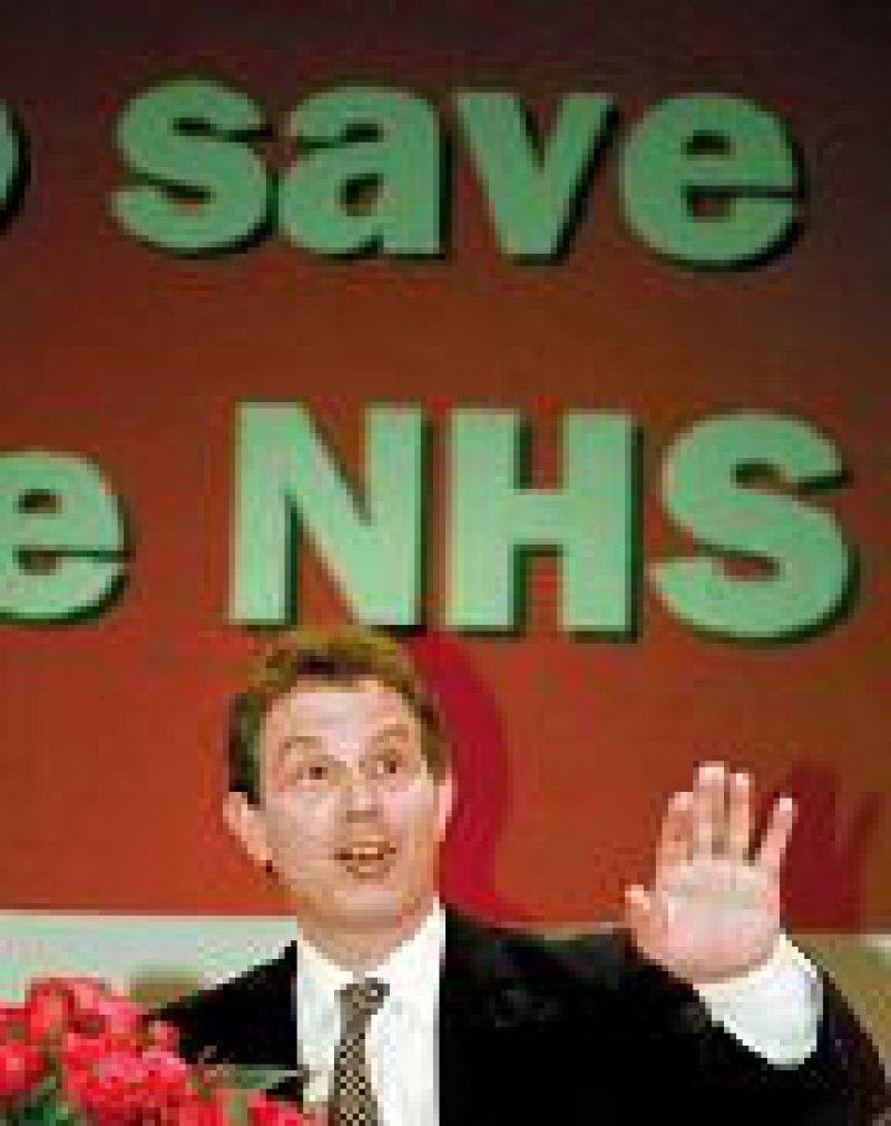 Milliarden für die Begleichung alter NHS-Schulden. Foto: dpa