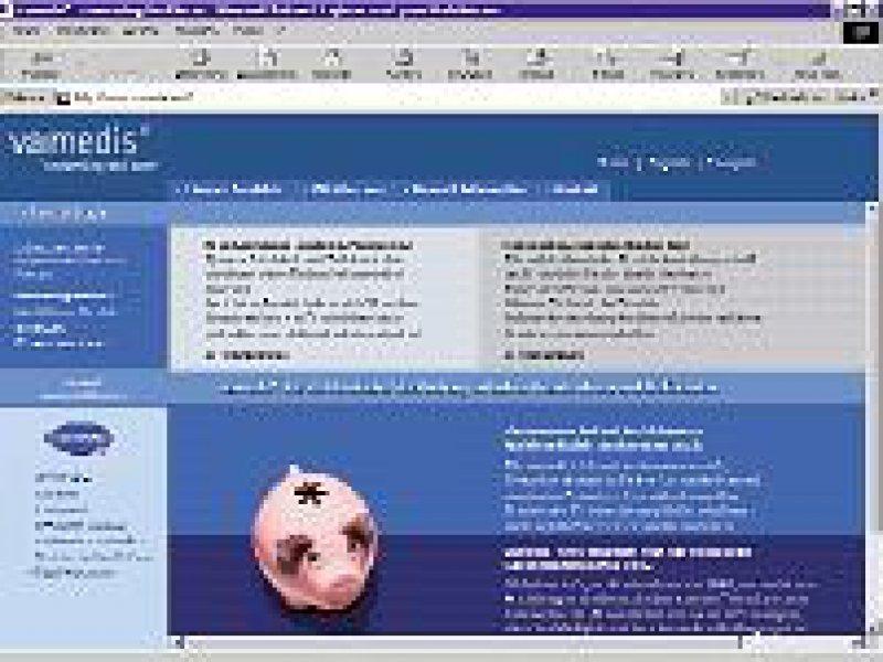 """Elektronische Marktplätze, wie zum Beispiel """"Vamedis"""" (www.vamedis.net), werden für Beschaffungsprozesse zunehmend wichtiger."""