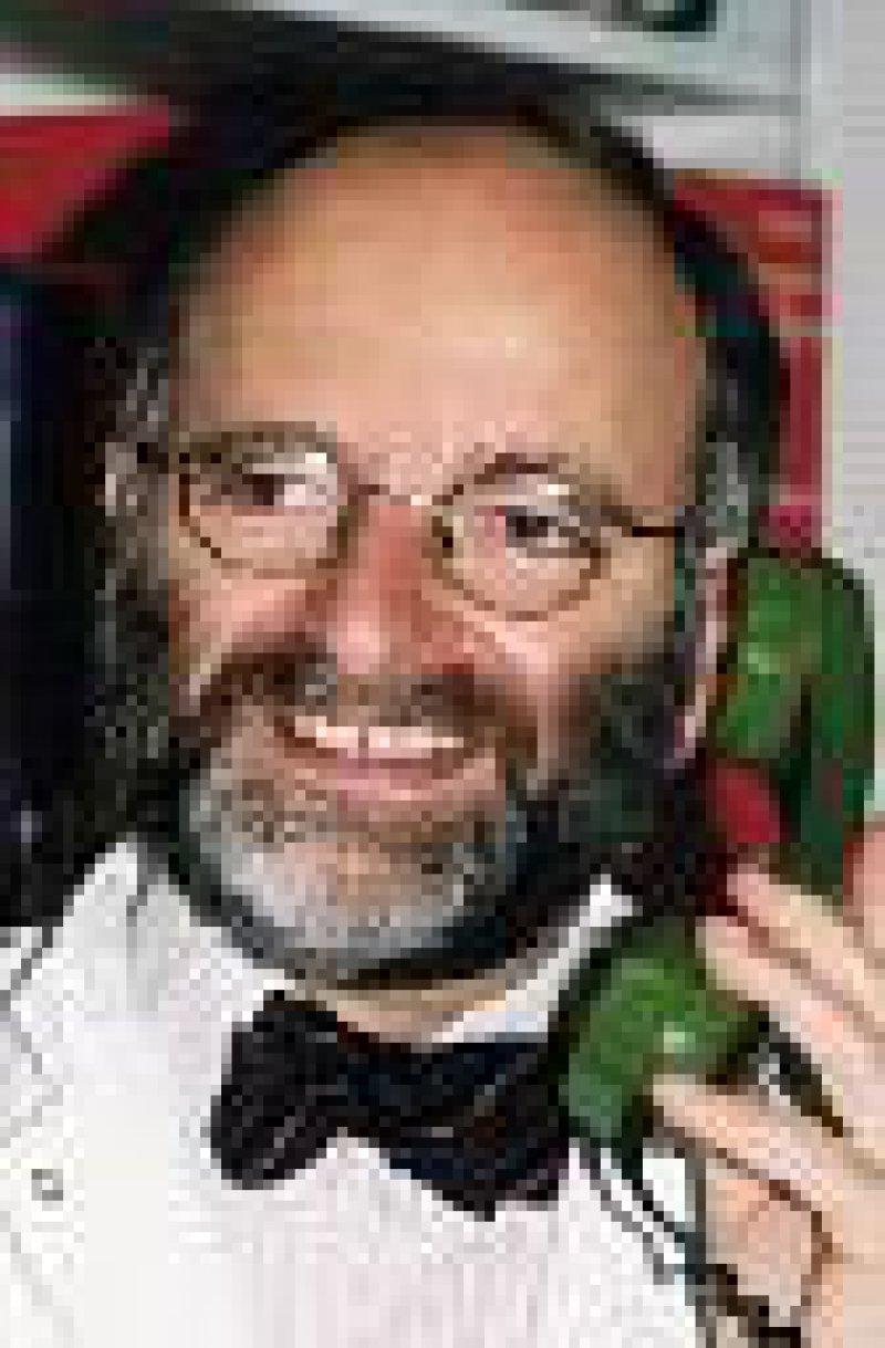 Helmut K. Seitz. Foto: privat