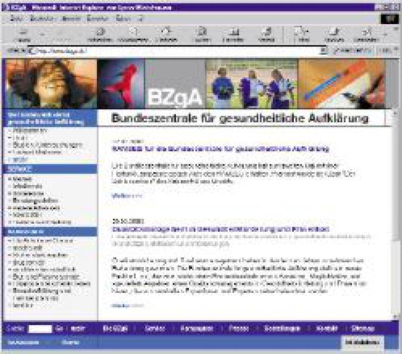 www.bzga.de