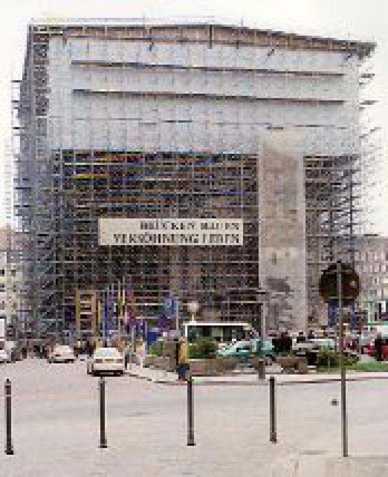 Wiederaufbau der Frauenkirche. Fotos: Maja Rehbein