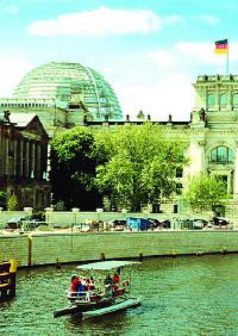 Berlin-Touren und Besichtigungen – einmal ganz unkonventionell Foto: City Guide Berlin/R. Langer