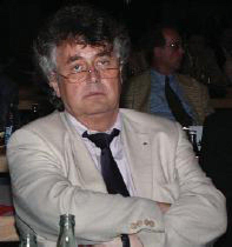 Der BDI-Vorsitzende Gerd Guido Hofmann musste eine Niederlage einstecken. Foto: Johannes Aevermann