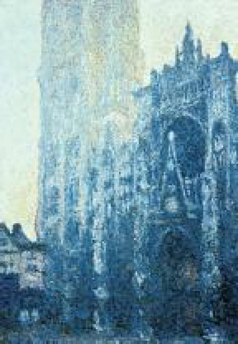 """Claude Monet: """"Nympheas"""", 1916–1919, 200 cm x 180 cm"""