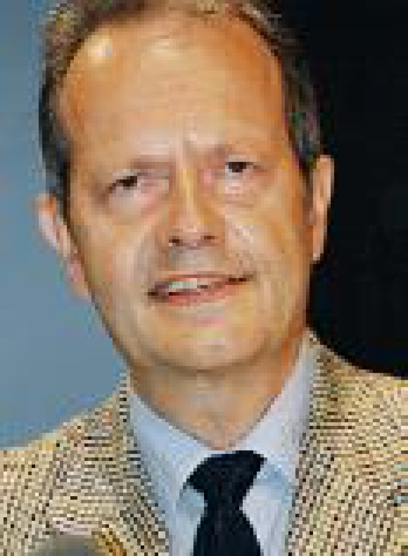 Prof. Dr. med. Jan Schulze, Diabetologe, Präsident der Sächsischen Landesärztekammer und Vorstandsmitglied der Bundesärztekammer Foto: Bernhard Eifrig
