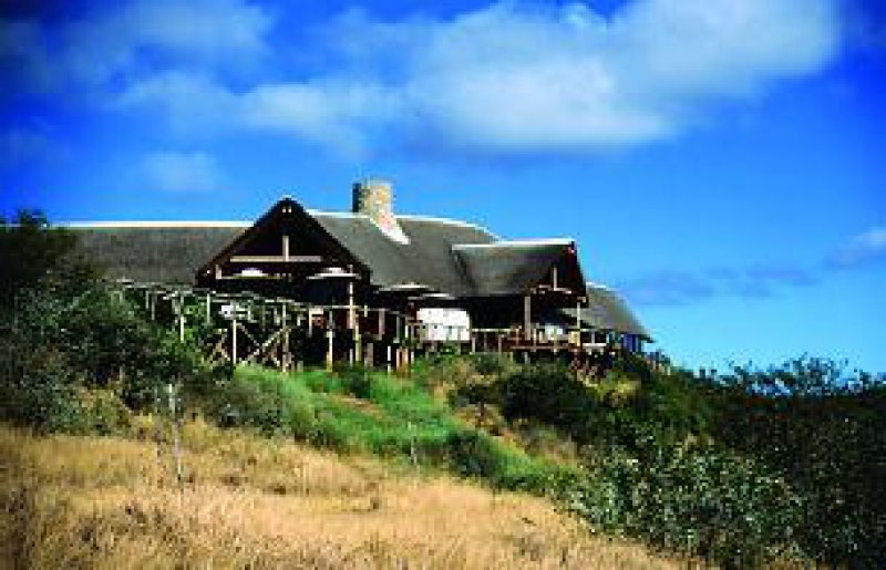 Komfort-Resort Kwandwe/Südafrika. Foto: Detlef Berg