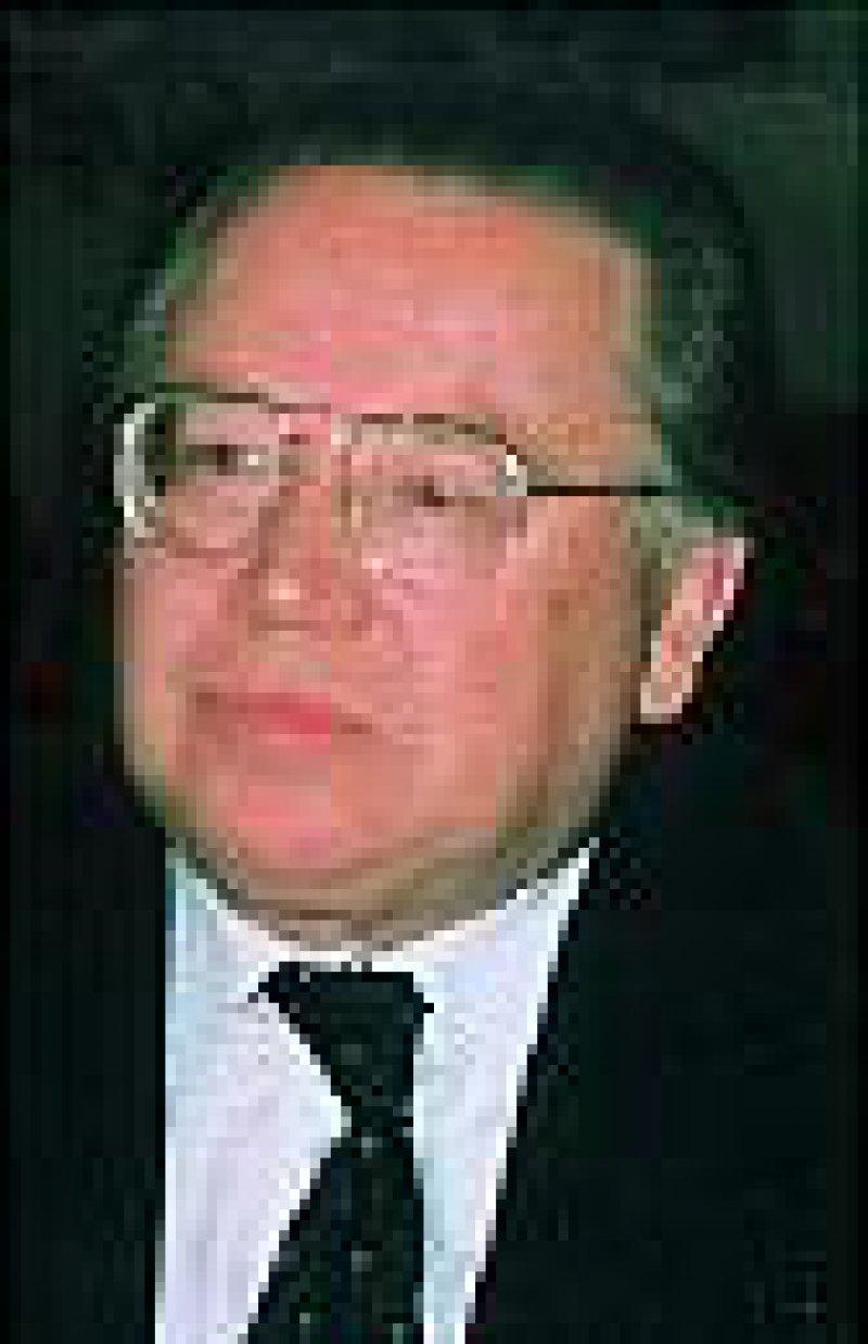 Fritz Scheler. Foto: Archiv