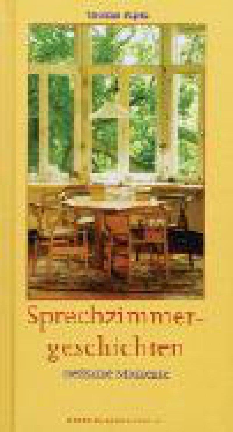 """In dem Band """"Sprechzimmergeschichten – Heilsame Momente"""" (Peter Hammer Verlag 2002) beschreibt Thomas Ripke auf amüsante Weise Begegnungen mit Patienten."""