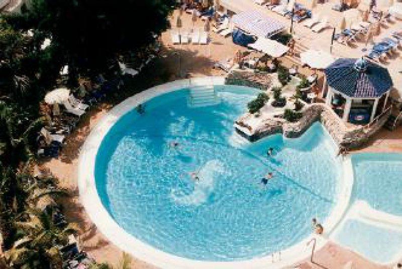"Gran Canaria: das ""Sandy Beach"" Foto: Harald Clade"