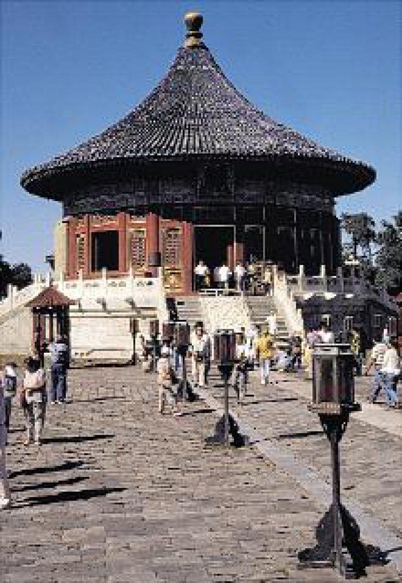 Peking: der HimmelstempelFoto: Studiosus Gruppenreisen GmbH