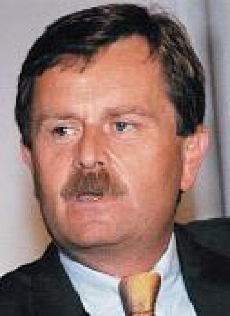 Dr. med. Frank Ulrich Montgomery, 1. Vorsitzender des Marburger Bundes. Foto: Bernhard Eifrig