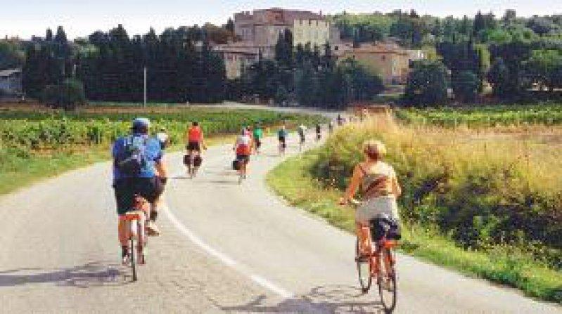 Aktivurlaub mit dem Fahrrad weiterhin im Trend. Foto: Manfred Röhrig