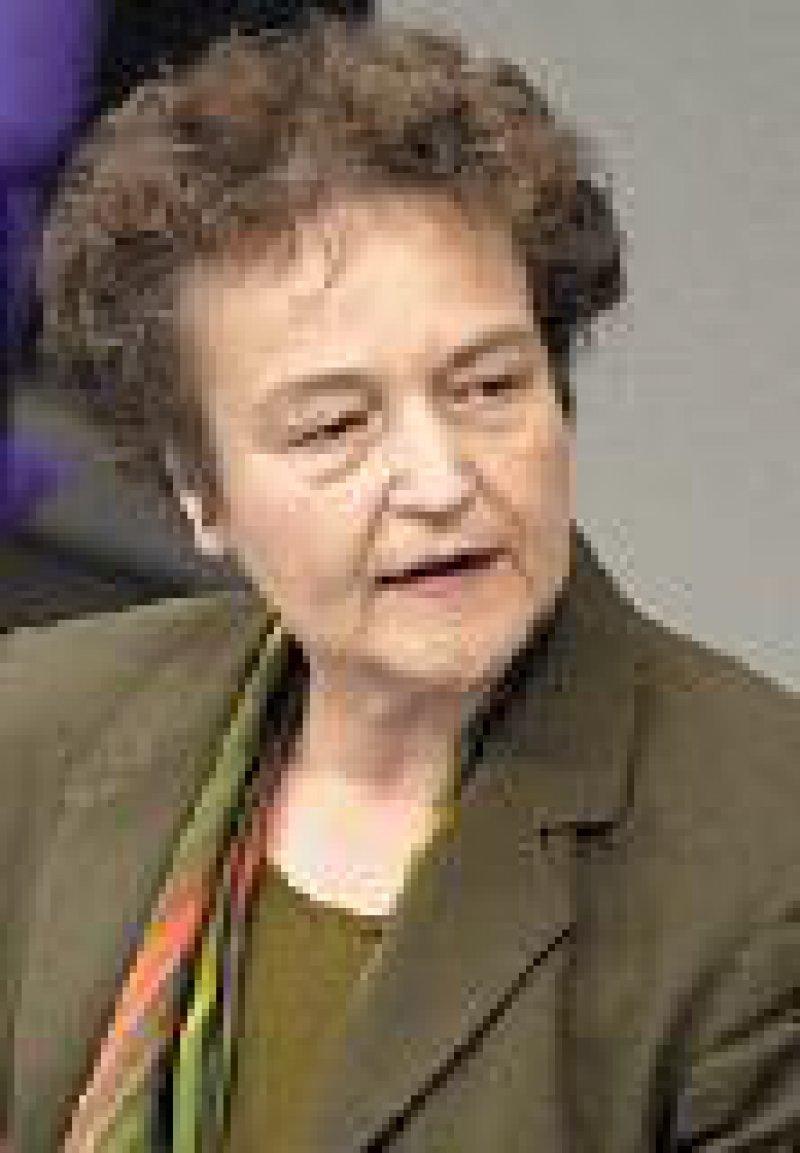 Herta Däubler-Gmelin. Foto: ddp
