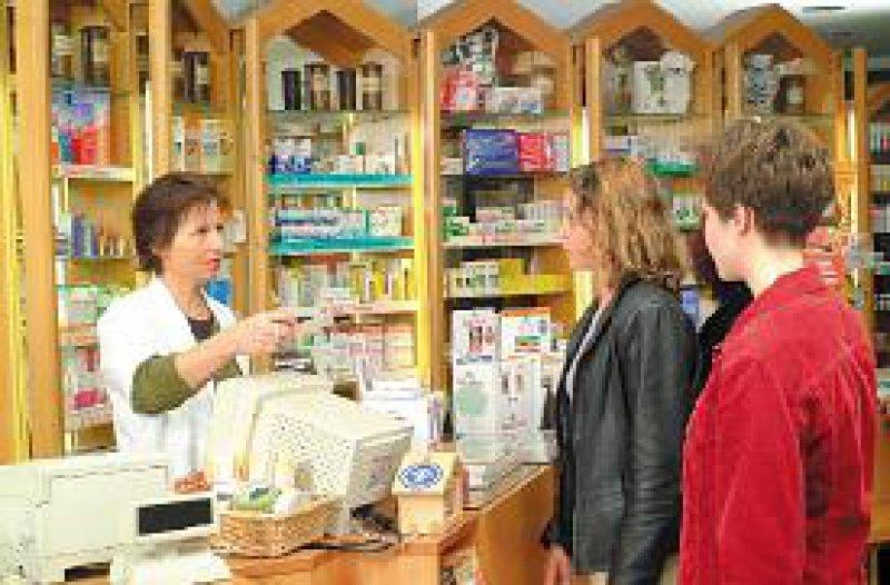 Apotheker dürfen künftig wie die Einzelhändler ihr Geschäft an vier Sonntagen im Jahr öffnen. Foto: ABDA