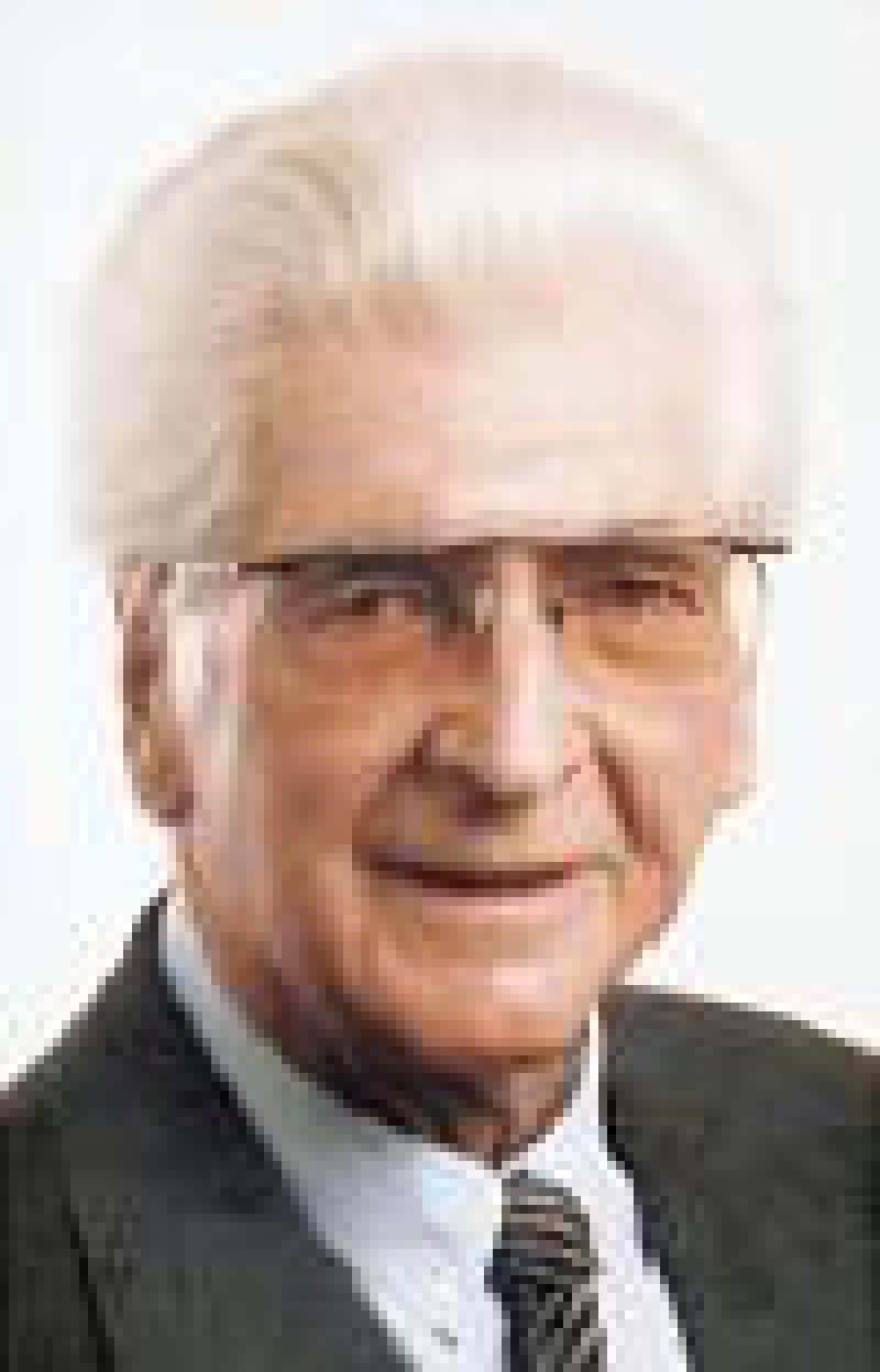 Klaus Hellmann.Foto: Archiv