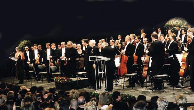 Das Orchester der Deutschen Oper