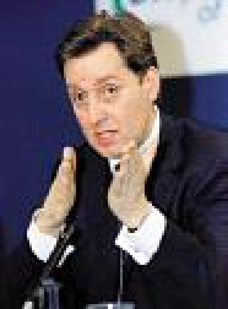 Gesundheitsminister Alan Milburn. Foto: dpa