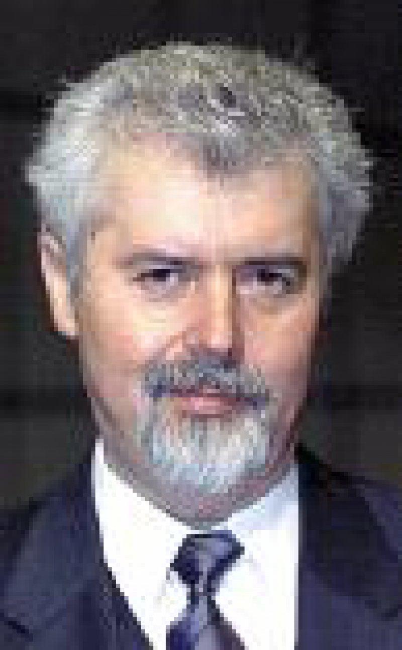 Eugen Münch: Seine Familie besitzt 23,8 Prozent der Rhön-Stammaktien. Foto: ddp