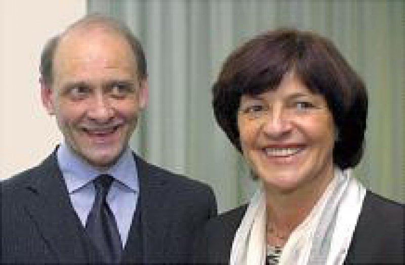 Theo Schröder sollte in den Vorstand des Rhön-Klinikums aufrücken. Bevor es dazu kam, folgte er dem Ruf der Ministerin ins Gesundheitsministerium. Foto: ddp