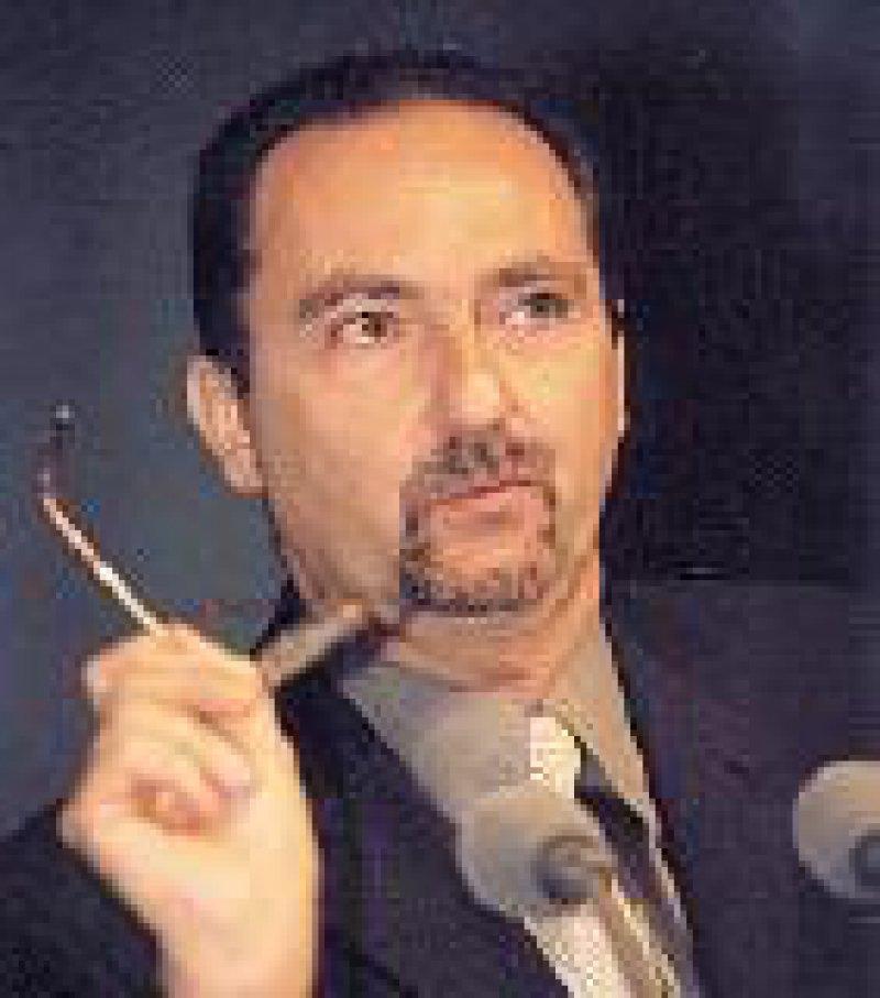 Werner Baumgärtner. Foto: Eberhard Hahne