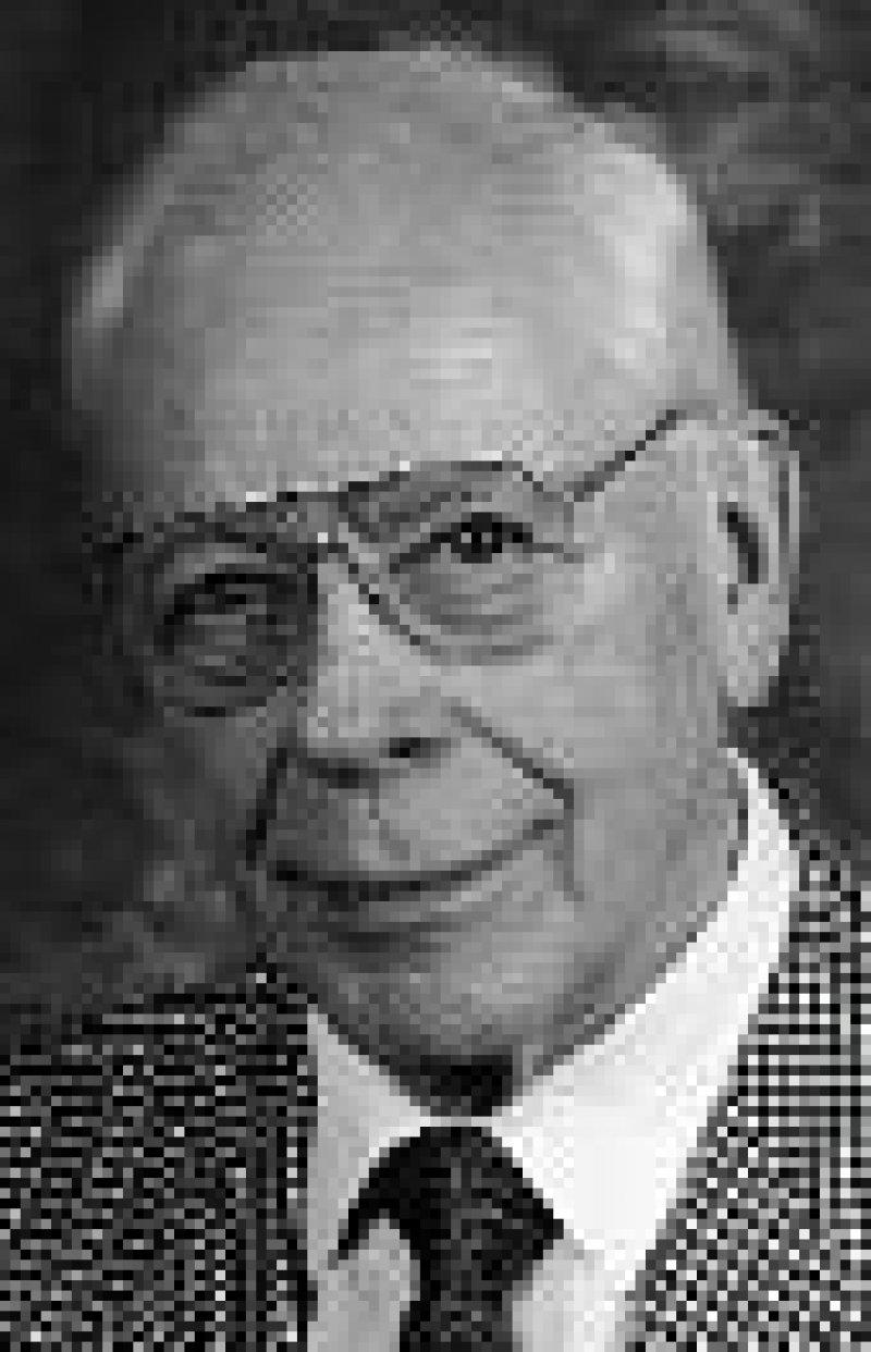 Fritz H. Kemper. Foto: Archiv