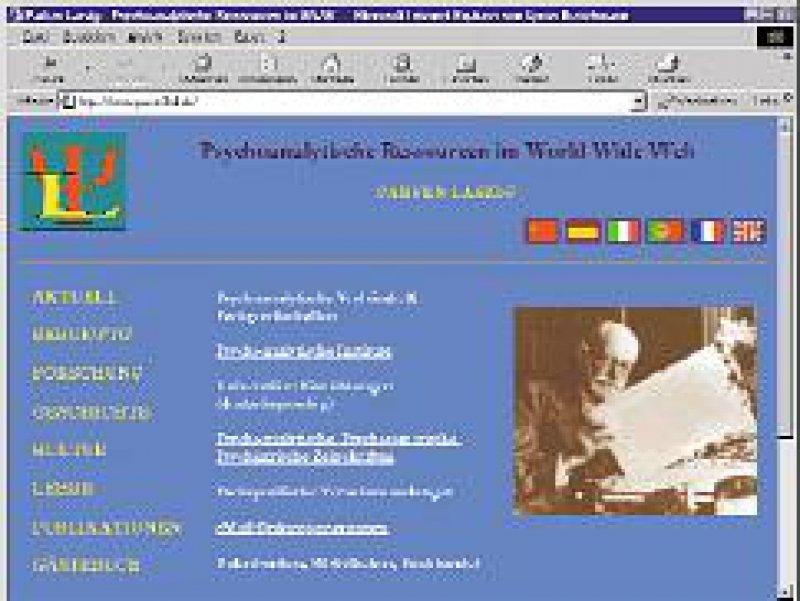Als Ausgangspunkte für die Recherche bieten sich Portale wie dieses Beispiel unter www.pa.uni-hd.de an.