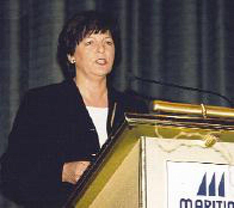Ulla Schmidt, Bundesgesundheitsministerin