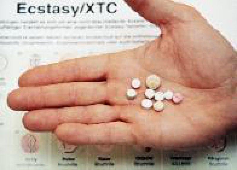 Partydrogen wie Ecstasy begünstigen den Ausbruch von Schizophrenie. Foto: epd
