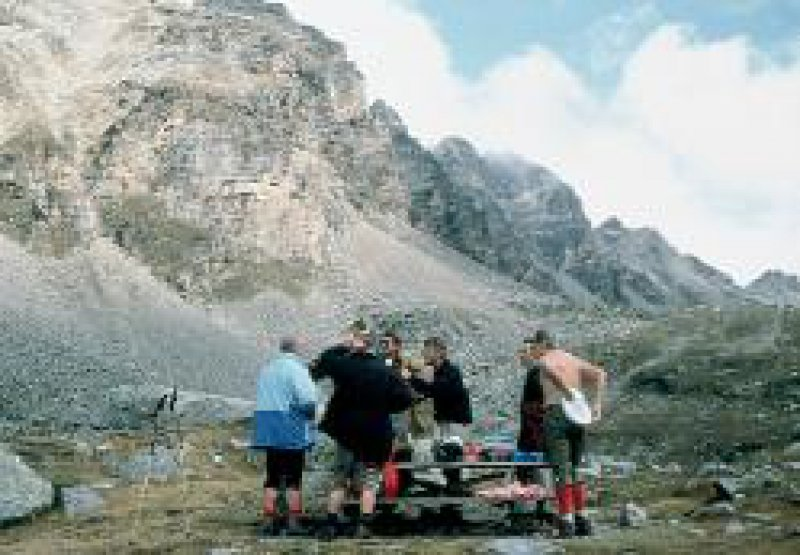 Südtirol: Madritschjoch Fotos: Christoph Wendt
