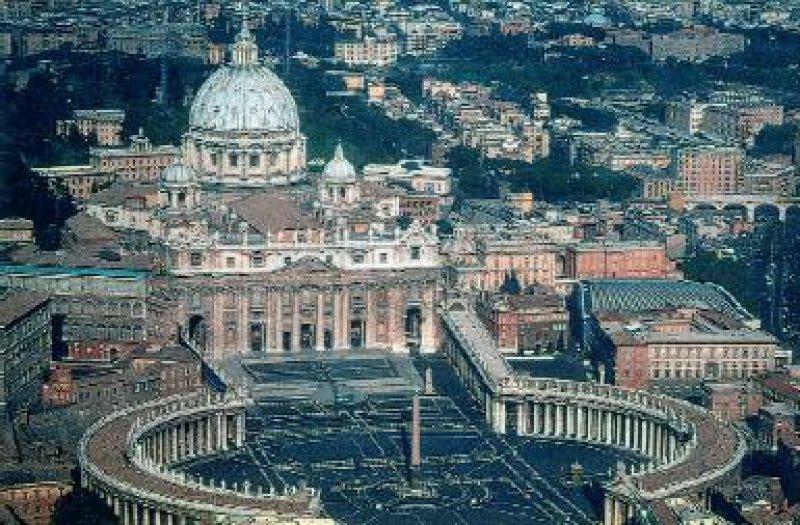 Der Petersdom zu Rom Fotos: Mondial Tours GmbH, Ulm