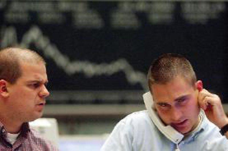 Chaos an den Börsen: Nur wenige Fondsmanager behielten zuletzt den Überblick und bescherten den Anlegern Wertzuwächse. Foto: ddp