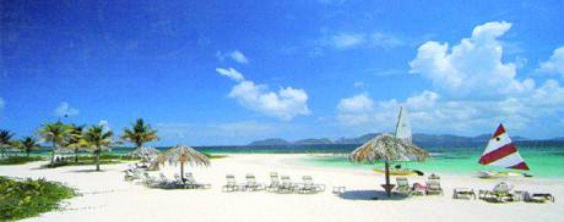 Meer, Sonne, Segeln: am Rendezvous-Beach