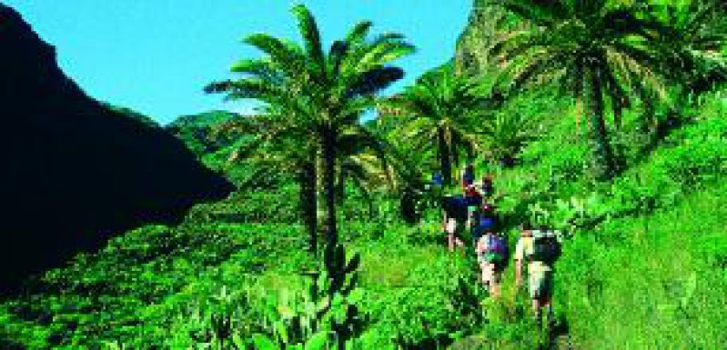 Foto: Gomera Trekking Tours